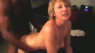 Milf is fucking good by a black fellow her spouse arranged cheating porn