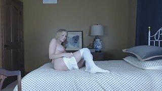 Gorgeous blonde brooke webcam adventure part ix