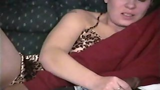 Cuck wife trying ebony cock for the night
