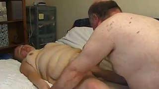 Mature amateur internal ejaculation big older couple cuni and jism inside