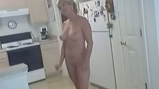 Wife nude for contractor
